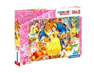 Disney Beauty E The Beast Maxi Puzzle 104pcs Clementoni
