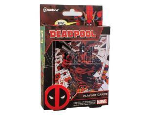 Marvel Deadpool cards deck Paladone