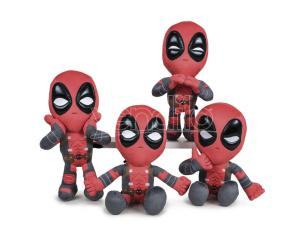 Marvel Deadpool Amazed Assortiti Peluche 32cm Play By Play