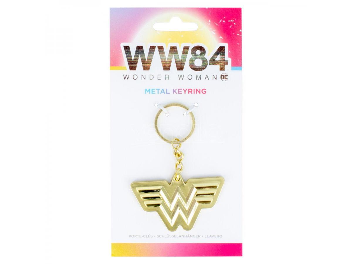 Dc Comics Wonder Woman 1984 Portachiavi Paladone