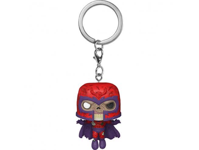 Pocket Pop Portachiavi Marvel Zombies Magneto Funko