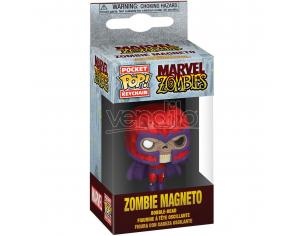 Pocket Pop Portachiavi Marvel Zombies Magneto Funko