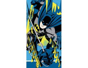 Dc Batman Logo Cotone Asciugamano Bambino Licensing