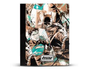 Dc Comics Justice League A4 Raccoglitore Karactermania