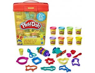 Play-Doh large tools storage Play-doh