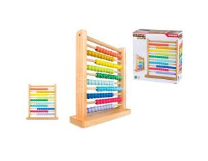 Wooden abacus Play & Learn
