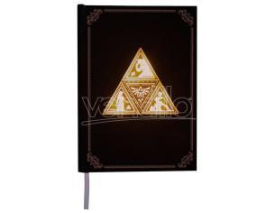 Zelda Triforce Backlit Agenda Paladone