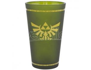 Zelda Hyrule Crest Glass Paladone
