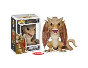 Pop Figura Game Of Thrones Viserion 15cm Funko