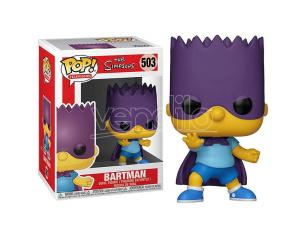 Pop Figura Simpsons Bartman Funko