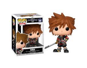 Pop Figura Disney Kingdom Hearts 3 Sora Funko