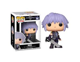 Pop Figura Disney Kingdom Hearts 3 Riku Funko
