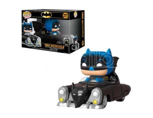 Pop Figura Dc Comics Batman 80th 1950 Batmobile Funko