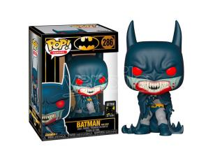 Dc Comics Batman 80th Funko POP Vinile Figura Batman Pioggia Rossa 1991 9cm