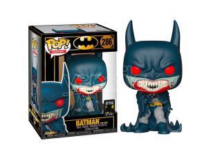Dc Comics Batman 80th Funko POP Vinile Figura Batman Pioggia Rossa 1991 9cm