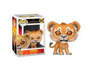 Pop Figura Disney Il Re Leone Simba Funko