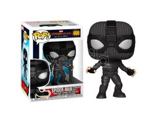 POP figure Marvel Spiderman Far From Home Spiderman Stealth Suit Funko