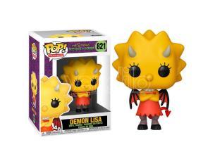 Simpsons Funko Pop Vinile Figura Demone Lisa 9 cm