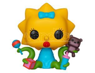 The Simpsons Funko POP Vinile Figura Maggie Aliena 9 cm