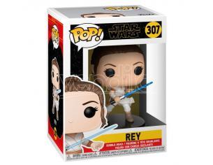 Pop Figura Star Wars Rise Of Skywalker Rey Funko