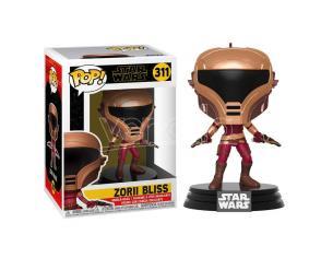 Pop Figura Star Wars Rise Of Skywalker Zorii Bliss Funko