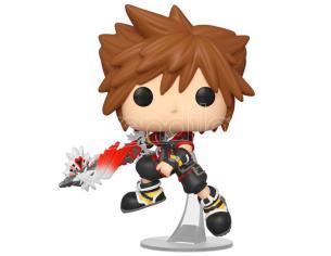 Pop Figura Disney Kingdom Hearts 3 Sora Con Ultima Weapon Funko