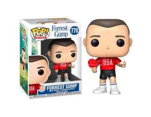 Pop Figura Forrest Gump Forrest Ping Pong Outfit Funko