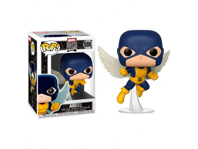 Pop Figura Marvel 80th First Appearance Angel Funko