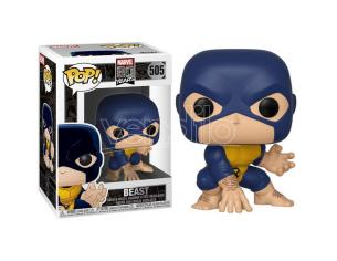 Pop Figura Marvel 80th First Appearance Beast Funko