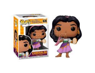 Pop Figura Disney Hunchback Of Notre Dame Esmeralda Funko