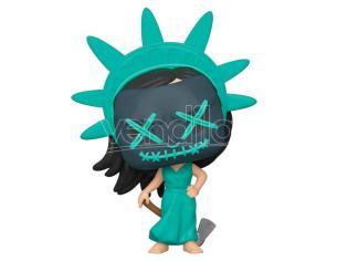 Pop Figura The Purge Election Year Lady Liberty Funko