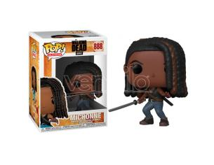 Pop Figura Walking Dead Michonne Funko
