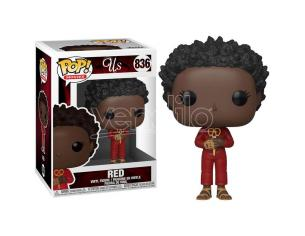 Us Funko POP Film Vinile Figura Red Con Forbici Oversized 9 cm