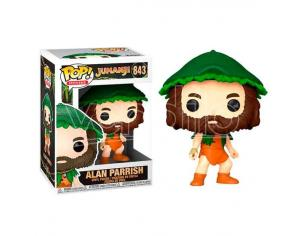 Pop Figura Jumanji Alan Parrish Funko