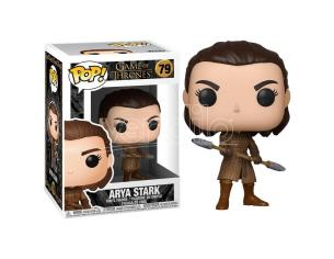 Pop Figura Game Of Thrones Arya Con Two Headed Spear Funko