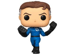 Pop Figura Marvel Fantastic Four Mister Fantastic Funko