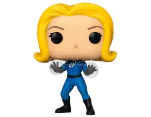 Pop Figura Marvel Fantastic Four Invisible Girl Funko