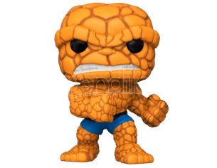 Pop Figura Marvel Fantastic Four The Thing Funko