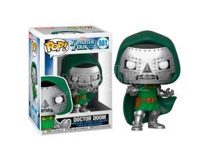 POP figure Marvel Fantastic Four Doctor Doom Funko