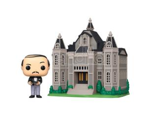 Pop Figura Dc Comics Batman 80th Wayne Manor Con Alfred Funko