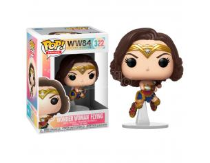 Pop Figura Dc Comics Wonder Woman 1984 Wonder Woman Flying Funko