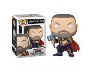 POP figure Marvel Avengers Game Thor Stark Tech Suit Funko