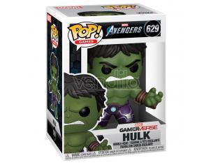 POP figure Marvel Avengers Game Hulk Stark Tech Suit Funko