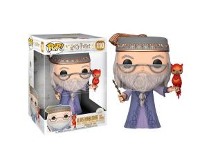 POP figure Harry Potter Dumbledore with Fawkes 25cm Funko