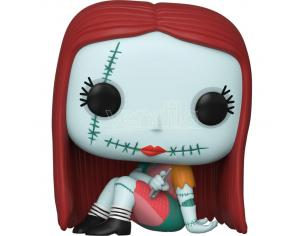 Funko Disney Nightmare Prima di Natale POP Figura Sally Sewing 9 cm