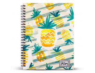 Oh My Pop Ananas A5 Agenda Karactermania