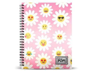 Oh My Pop Happy Flower A4 Agenda Karactermania