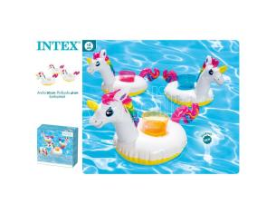Unicorn coasters set Intex