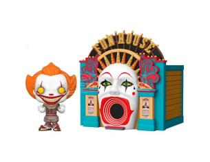POP figure IT 2 Demonic Pennywise with Funhouse Funko