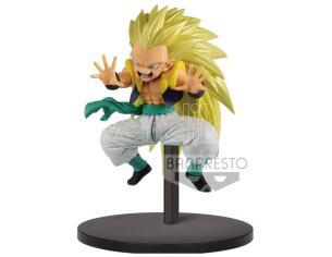 Dragon Ball Super Gotenks Super Saiyan 3 Figura Banpresto